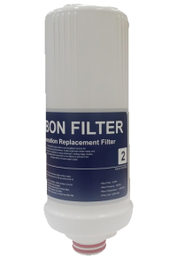 Prime ionizer - 2nd filter...