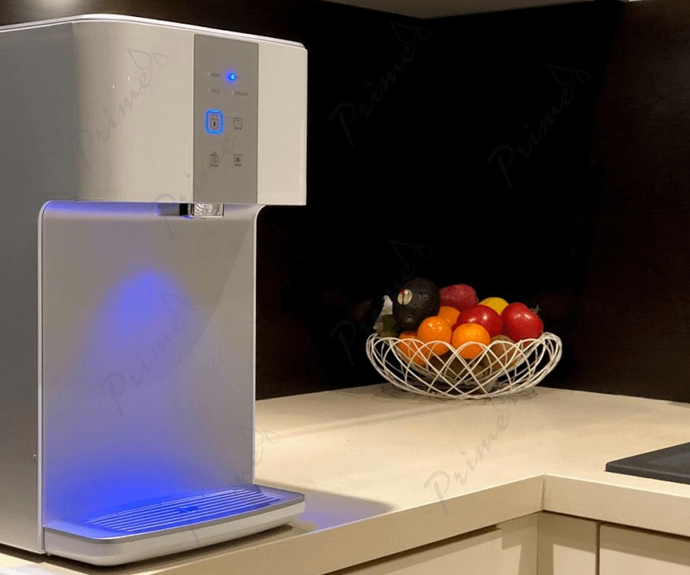 Dystrybutor wody z lampą UV - Prime