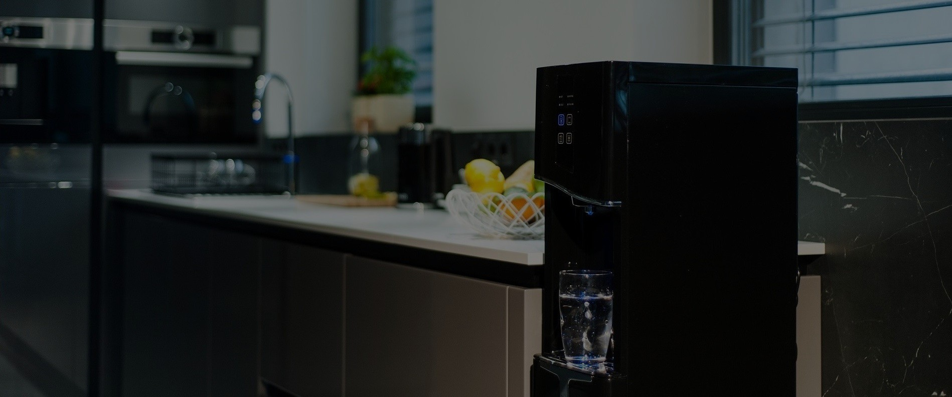 Modern Soda Water Dispenser