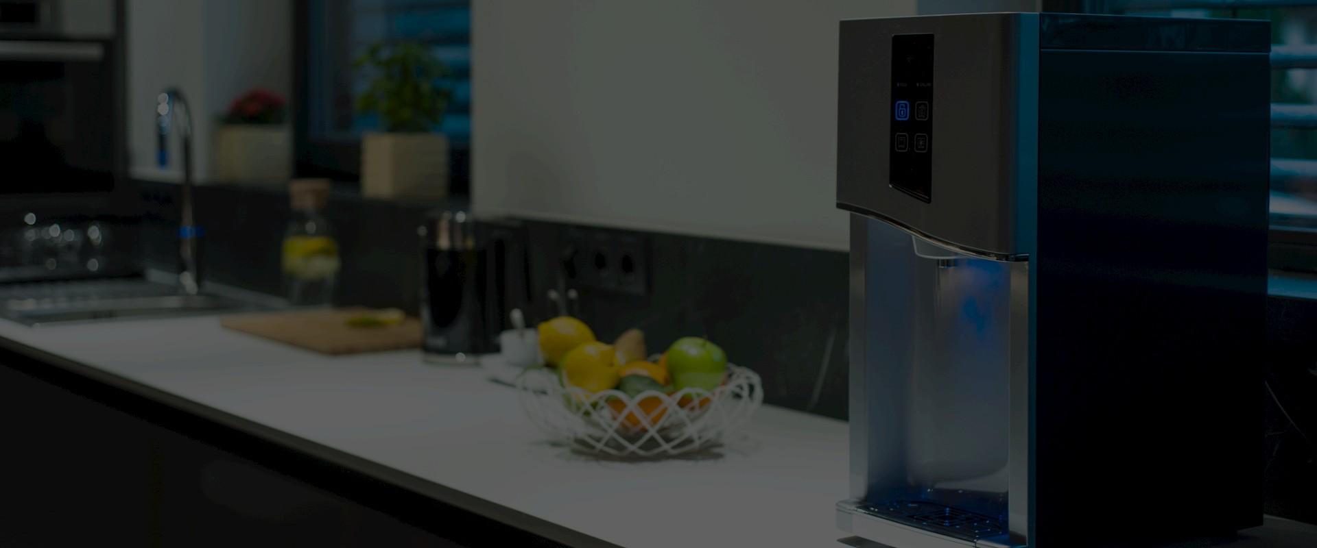 Prime Elegance - nowoczesny dystrybutor wody